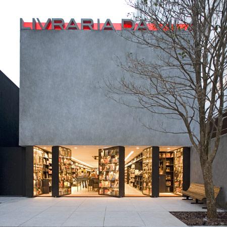 Livraria de Villa, São Paulo, Brazil by Isay Weinfeld