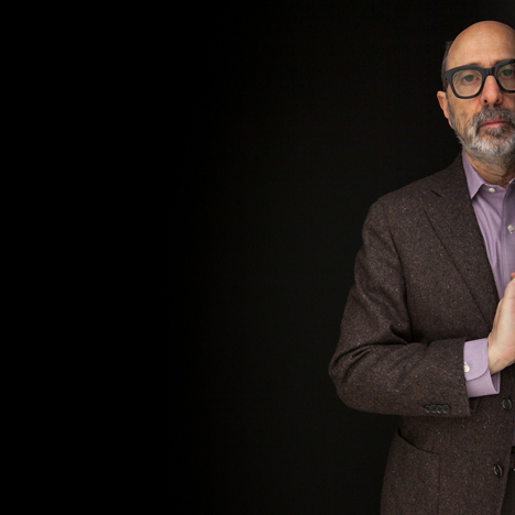 """I'd love to design a brothel or a gas station"" says Brazilian architect Isay Weinfeld"