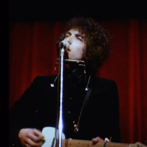 Interactive music video for Bob Dylan's Like A Rolling Stone