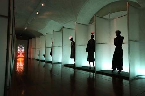 Isabella Blow Fashion Galore exhibition at Somerset House_dezeen_13