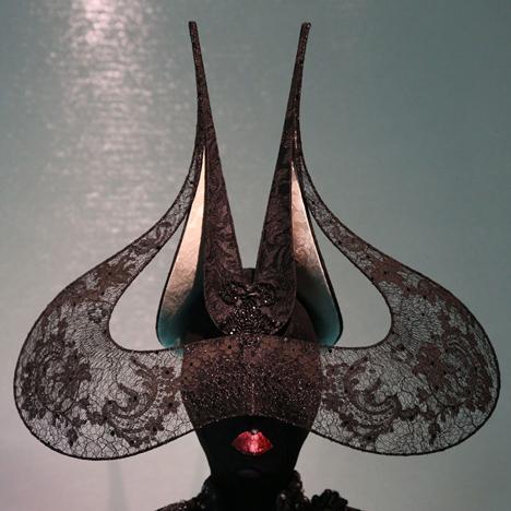 Isabella Blow Fashion Galore exhibition at Somerset House_dezeen_14sq