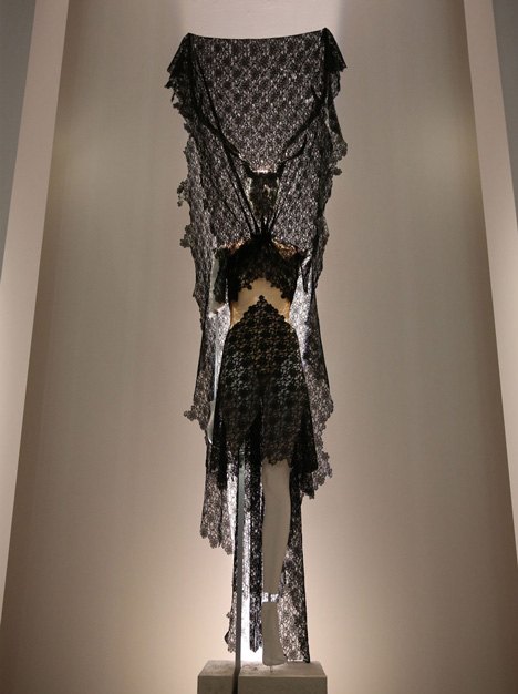 Isabella Blow Fashion Galore exhibition at Somerset House_dezeen_2