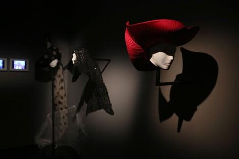 Isabella Blow Fashion Galore exhibition at Somerset House_dezeen_26