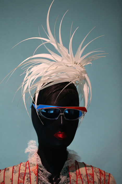 Isabella Blow Fashion Galore exhibition at Somerset House_dezeen_32