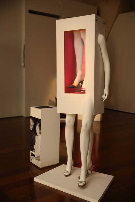 Isabella Blow Fashion Galore exhibition at Somerset House_dezeen_42