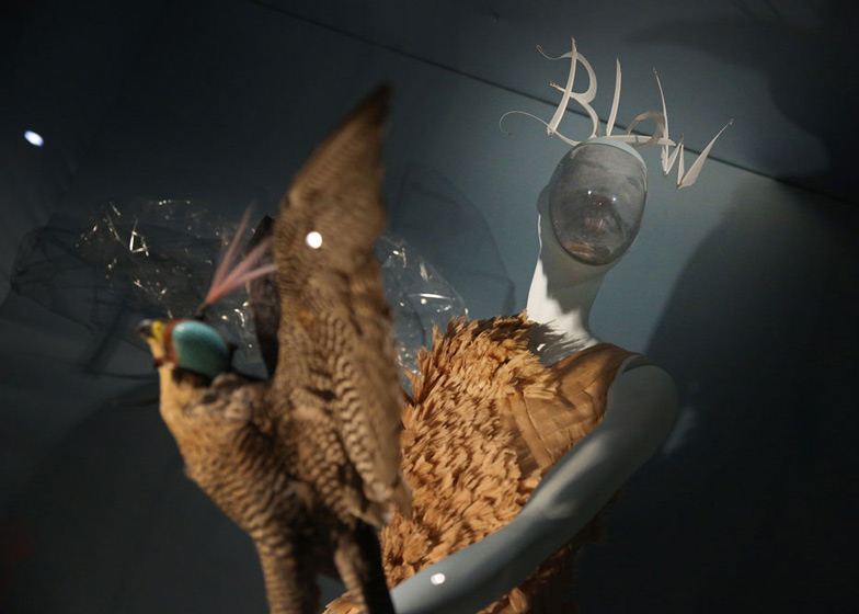 Fashion by McQueen and Treacy in new exhibition of Isabella Blow's collection