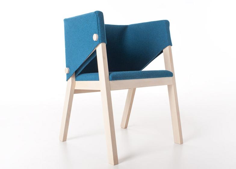 Ivetta Chair by Giancarlo Cutello