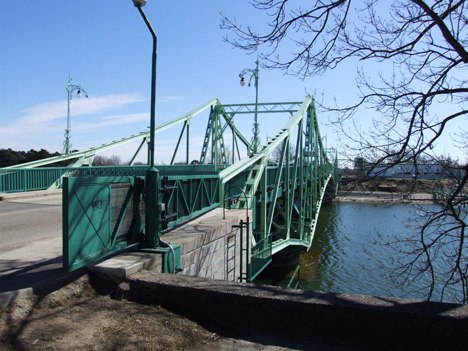 Karosta bridge