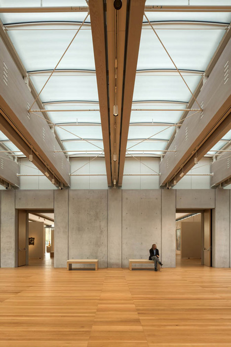 Renzo Piano Completes Extension To Louis Kahn S Kimbell