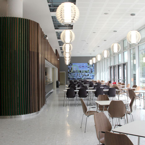 Norwegian Medical Training Facility Designed Not To Look Like A Hospital