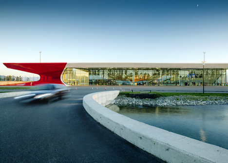 Kutaisi Internatioinal Airport by UNStudio