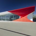 Kutaisi International Airport by UNStudio
