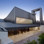 La Ascensión del Señor by AGi architects looks more like a factory than a church