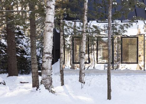 Lake Cottage By UUfie