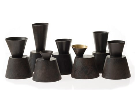 Lucky for One brass vessels Juliette Bigley