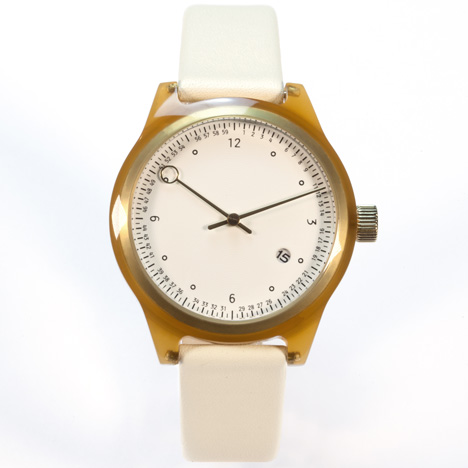 Minuteman watches by Squarestreet at Dezeen Watch Store - Two Hand Honey