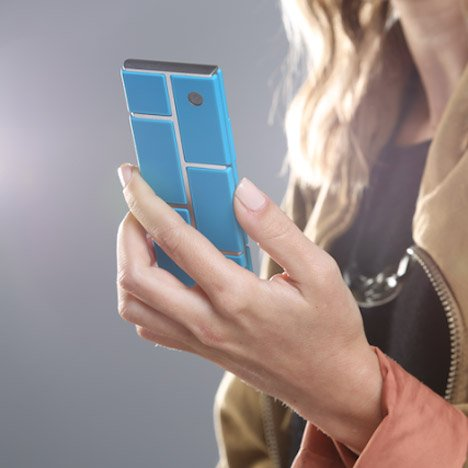Motorola Project Ara modular mobile phones