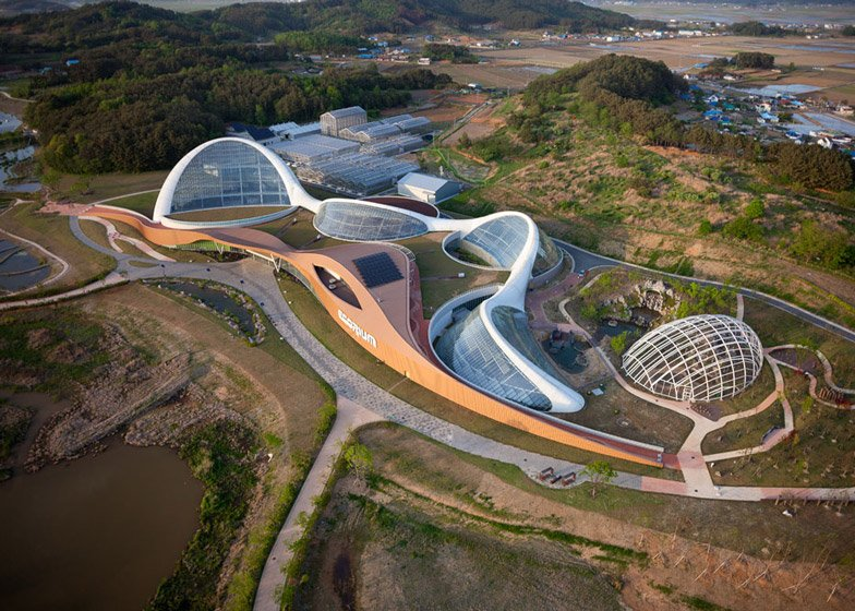 National Ecology Center by Grimshaw and Samoo