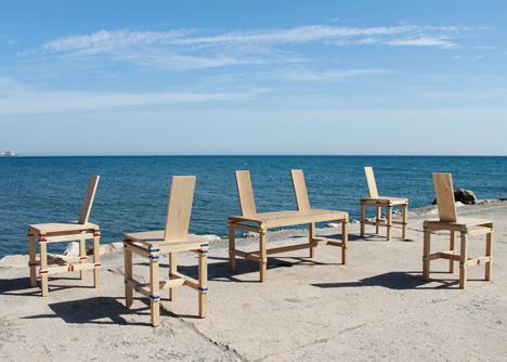 Nomadic Furniture by Jorge Penades