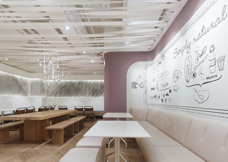 Not Guilty restaurant by Ippolito Fleitz Group