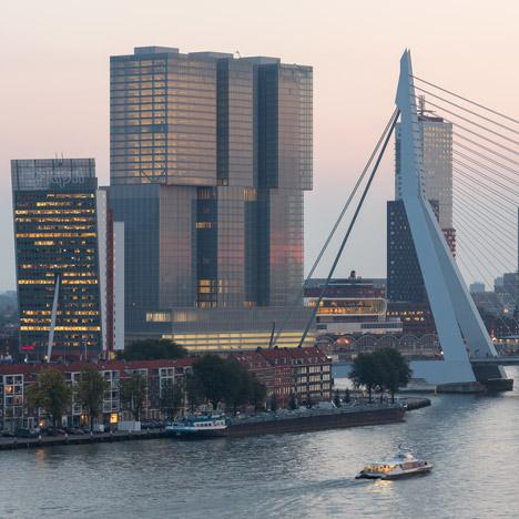 OMA completes De Rotterdam