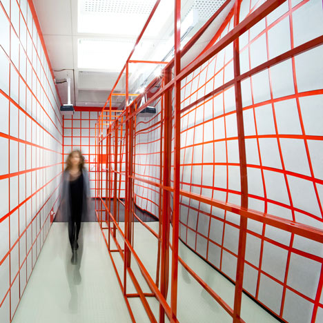 ON:OFF exhibition by Sibling_dezeen_1sq
