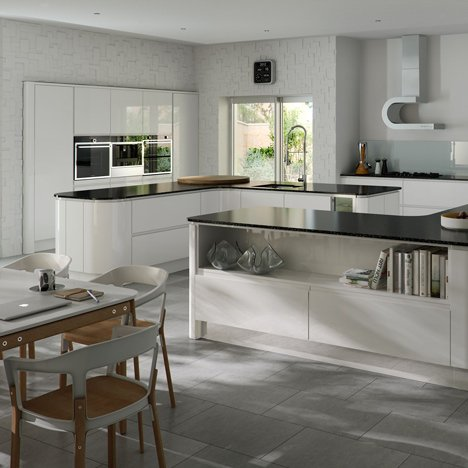 Pikcells CGI renderings for catalogue images kitchen