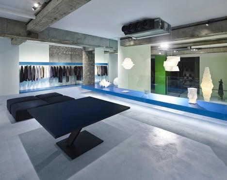 Reality Lab. Issey Miyake by Tokujin Yoshioka