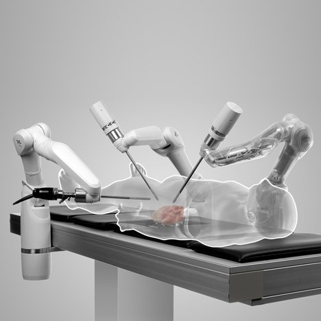 Robot surgeons to operate on beating human hearts
