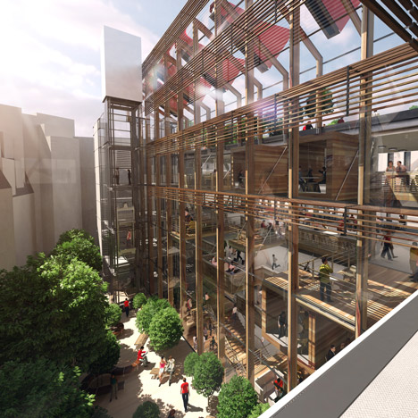 Rogers Stirk Harbour + Partners to design new building for London School of Economics