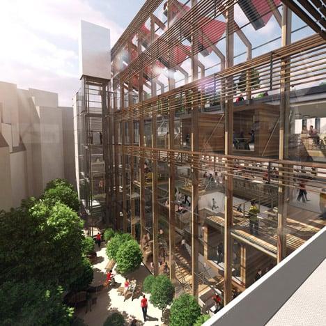 Rogers Stirk Harbour + Partners to design new building for London School of Economics