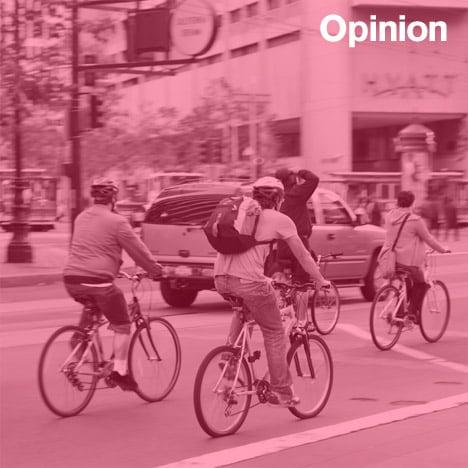 Sam Jacob Opinion roads and transport
