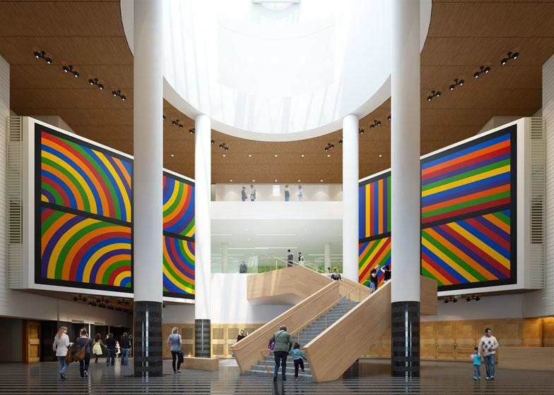 San Francisco Museum of Modern Art archives | Dezeen