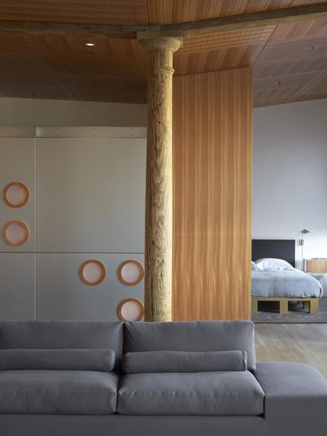 Soho Penthouse by Ali Tayar