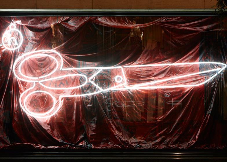 Studio Toogood installation for Hermes Petit h