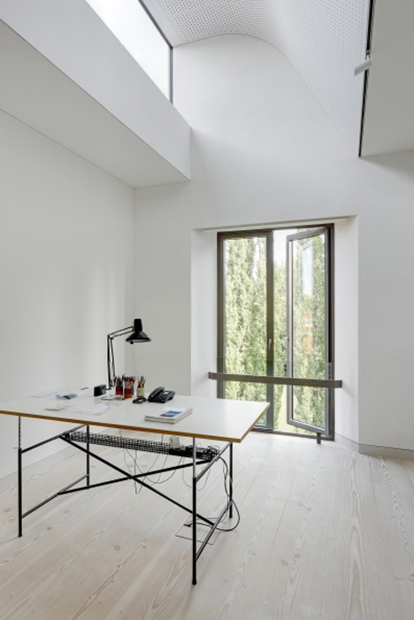 Studio and Loft Karin Sander by Sauerbruch Hutton