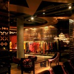 "Indian bridal store ""integrates traditional craft practices with modern construction"""