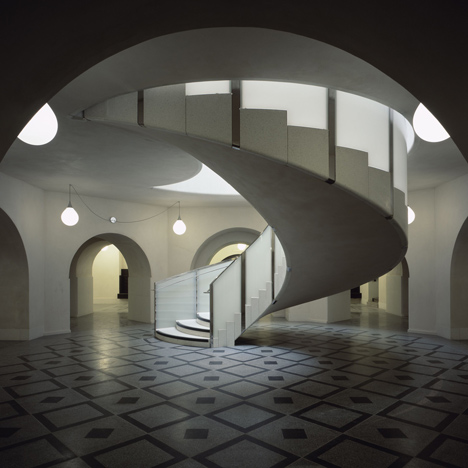 Tate Britain, Millbank Project by Caruso St John Architects