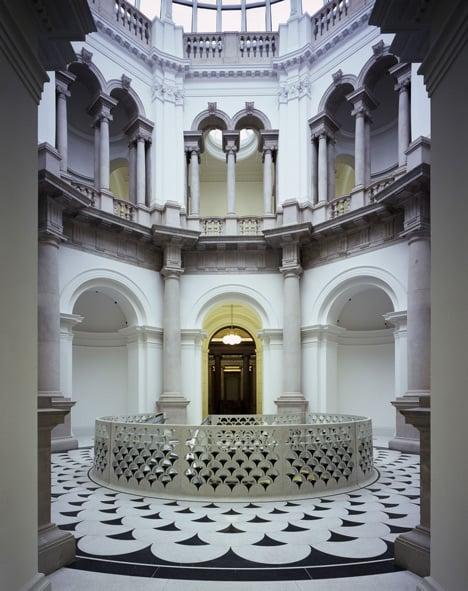 Rotunda at Tate Britain by Caruso St John