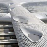 Studio Fuksas completes Terminal 3 at Shenzhen Bao'an International Airport