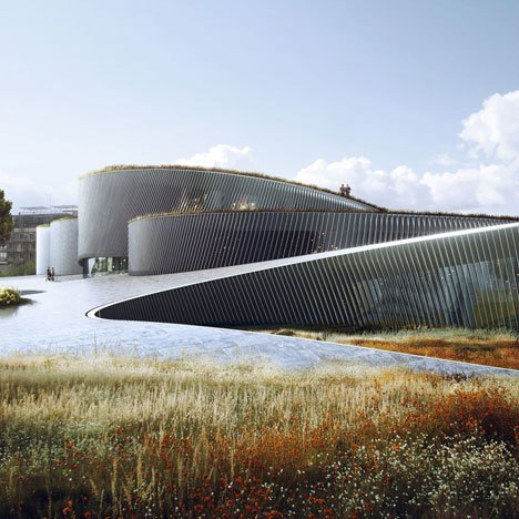 BIG wins competition to design Museum of the Human Body in Montpe