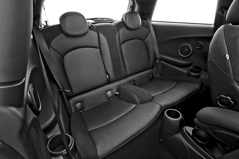 The new MINI interior