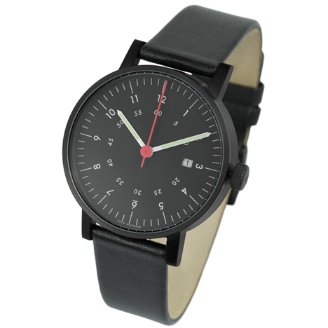 VOID V03 watch in black