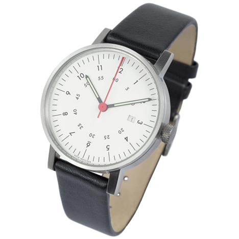 VOID V03D watch in white