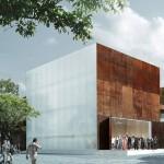 Schmidt Hammer Lassen wins competition for Danish theatre complex