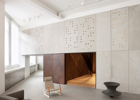 Victorian post office converted into an apartment by 1508 Architects
