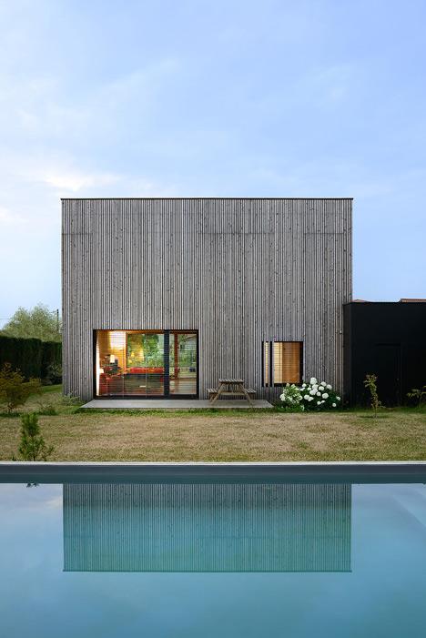 Villa B by Tectoniques