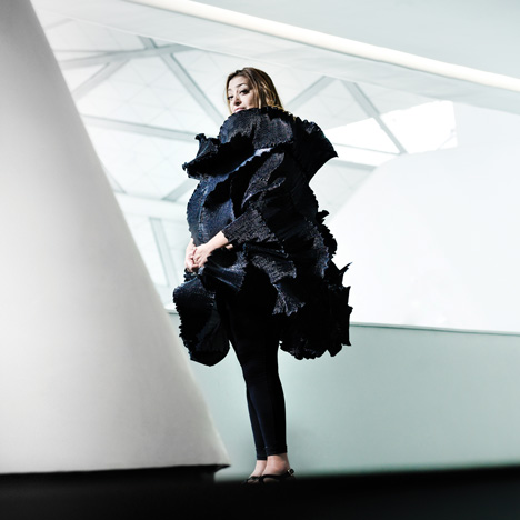 the most famous outfits of zaha hadid arch