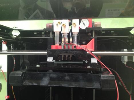 Faulkner-Jones' bio-printer is hacked from a MakerBot