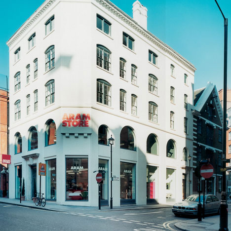 Aram store, London